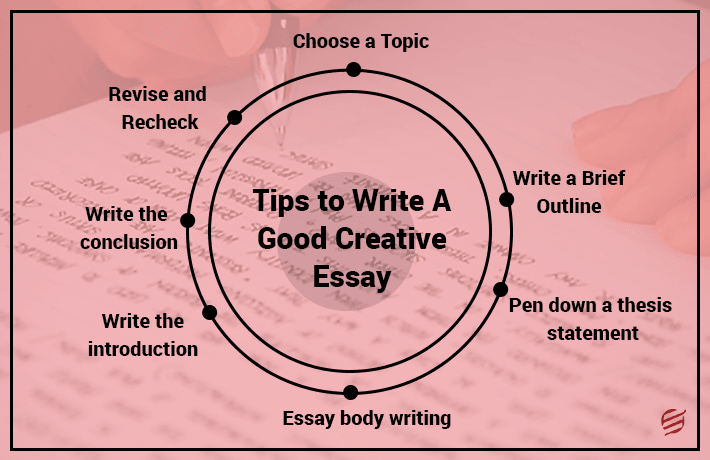 Tips to write a good creative essay